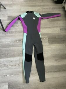 Ladies Rip Curl Wetsuit 3:2 Dawn Patrol Size 16 Full Excellent Cond