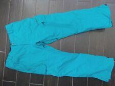 Women's ARMADA turquoise snow pants Sz. XL