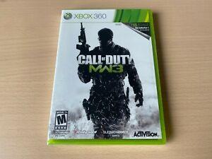 Call of Duty MW3 Modern Warfare 3 (Xbox 360) SEALED Wata VGA w/ DLC BRAND NEW
