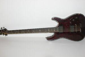 Schecter Hellraiser C-1 FR BCH E- Gitarre inkl. Rechnung & Gewährleistung
