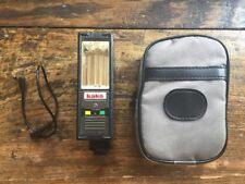 Vintage Kako Camera Flash Unit Auto-250S Series Cut Off System Japan 80's