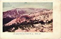 Vintage Postcard - James Peak From Tunnell No. 33  Un-Posted #1321