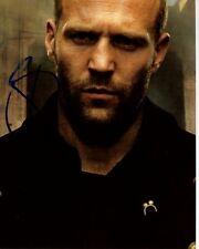 JASON STATHAM Signed Autographed Photo