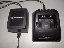 Motorola NTN1171A Radio Battery Rapid Charger for HT1000 MT2000 MTS2000 MTX8000