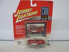 Johnny Lightning Car Culture Art Cars 1961 Chevy Corvette