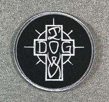 Dogtown Skateboard Ese Cross Patch 3in Adhesive Iron on Patch Dog Town si