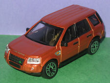 Land Rover Freelander 2  1:43 diecast metal model 1/43 scale NEW TOY
