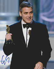 George Clooney ++ Autogramm ++ Ocean's Eleven ++ Three Kings ++ Hollywood