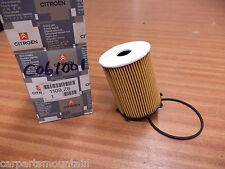 NEW GENUINE PEUGEOT/CITROEN OIL FILTER PART NO:1109Z6 FITS MANY DIESELS++NEW++