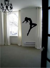 FLASH DANCE STYLE Giant wall sticker art transfer new picture decal graphic