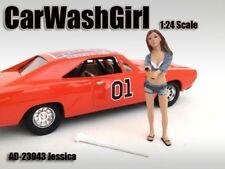 American Diorama 23943 Figur Car Wash Girl - Jessica - 1:24 limitiert 1/1000