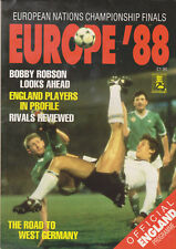 Official English Tournament Programme / Programma UEFA EURO 1988 Germany