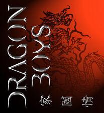 DRAGON BOYS Movie POSTER 27x40 Byron Mann Steph Song Tzi Ma Eric Tsang Chang
