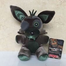 "FNAF Five Nights At Freddy's 6"" Phantom Foxy Collectible Plush Toy"