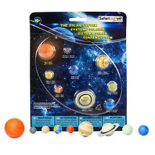The Solar System Safariology Safari Ltd NEW Toys Educational Toys