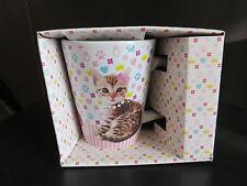 Tasse Oberthur Chaton Fun Kittens NEUVE