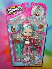 PEPPA-MINT Shoppies Shoppie Doll SEASON 6 CHEF CLUB 2016 + 2 EXCLUSIVE SHOPKINS