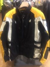 BMW Motorcycle GS Dry Jacket SIZE EURO 60