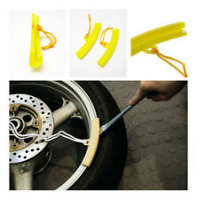 Motorbike Strong Wire Durable Soft Plastic Tyre Trim Changing Saver For Yamaha