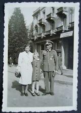 Original Foto Reservelazarett Badenweiler Offizier mit Abzeichen 2.WK 2.WW