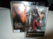 Mcfarlane Monsters III 6 Faces of Madness Vlad the Impaler New in package!