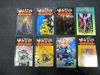 Negative Burn lot - 1993 #1 to #50 full run, Alan Moore, Neil Gaiman