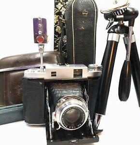 [EXC5] Mamiya Six 6 Modèle Ivb 120mm Télémètre Caméra D. Zuiko 75mm F/3.5
