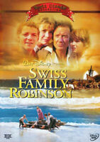 Swiss Family Robinson (1960 John Mills Dorothy McGuire) DVD NEW