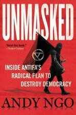 Unmasked by Andy Ngo (Hardcover) Free Shipping