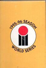 1995 Season Set Cricket Trading Cards