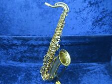 Selmer Signet Tenor Saxophone Ser#666374 Plays Well Needs a Tweak