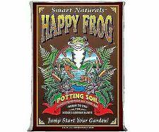 FoxFarm FX14047 Happy Frog 2-Cubic Feet Potting Soil