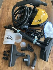 McCulloch MC1275 Heavy-Duty Steam Cleaner With Accessories