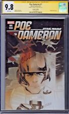 STAR WARS POE DAMERON # 1 CGC 9.8 Premiere Variant Cover Marvel SS