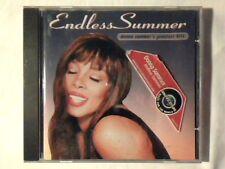 DONNA SUMMER Endless summer greatest hits cd GIORGIO MORODER VANGELIS