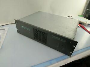 Endstufe DYNACORD DPA 4140 PRO MATRIX System 400 Watt rack verstärker 2/2