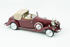 Miniature automobile CCC montée Rolls Royce Phantom II 1936