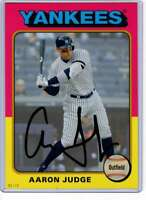 Aaron Judge 2019 Topps Archives 5x7 Gold #181 /10 Yankees