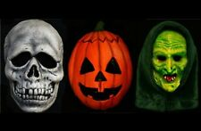 Halloween 3 Season Of The Witch Mask Set Pumpkin Witch Skull Trick Or Treat