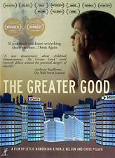 The Greater Good  DVD NEW