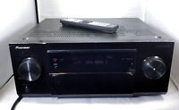 Pioneer SC-1223-K 7.2-Channel Network A/V Receiver AirPlay 120 watt 8 hdmi input