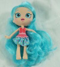 Shopkins Shoppies Jessicake Doll Figure blue hair