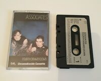 THE ASSOCIATES FOURTH DRAWER DOWN CASSETTE TAPE 1981 PAPER LABEL SITUATION TWO