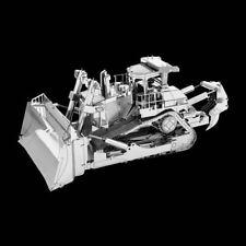 Metal Earth CAT Dozer DIY laser cut 3D steel model kit