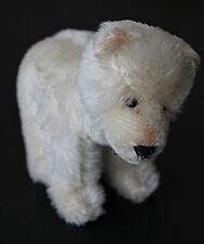 Steiff Polar Eisbär ca. 1952-72 sehr selten - white icebear extremely rare
