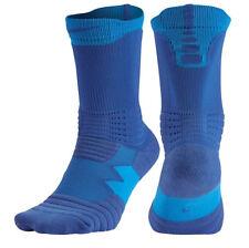 NIKE Elite Versatility Basketball Socks sz M Medium (6-8) Photo Blue Royal blue