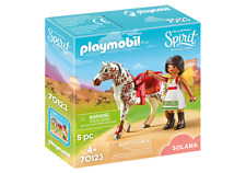 Playmobil 70123 Spirit Riding Free Vaulting Solana MIB/New