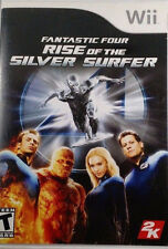 Fantastic 4: Rise of the Silver Surfer (Nintendo Wii, 2007) GAME BRAND NEW!!