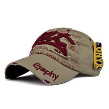 Damen Herren Mode Basecap Trucker Caps Golf Tennis Baseball Kappe Mütze Unisex