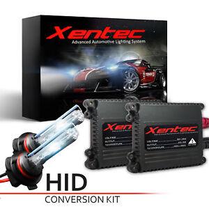Xentec Slim 35W 55W Xenon headlight HID Kit Chevrolet Silverado 2500 HD
